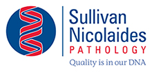 Sullivan Nicolaides Pathology Logo