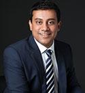 Greenslopes Private Hospital specialist Ashish Gupta