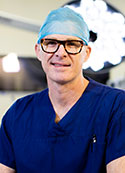 Greenslopes Private Hospital specialist Greg Malone